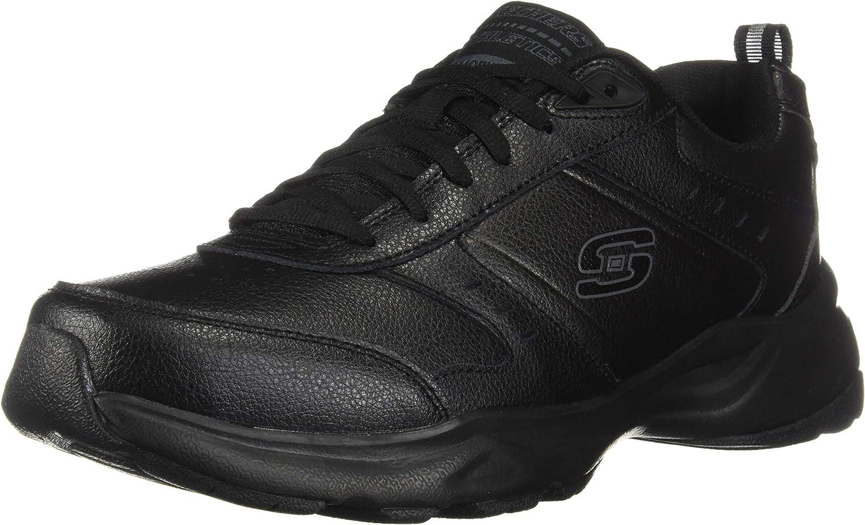 Plantación Hacia arriba Corta vida  Skechers Men's HANIGER Sneakers: Amazon.ca: Shoes & Handbags