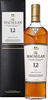 Macallan 12 Years Old Sherry Oak Whisky, 700 ml
