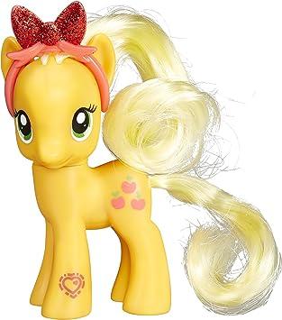 Amazon Com My Little Pony Friendship Is Magic Applejack Figure Toys Games