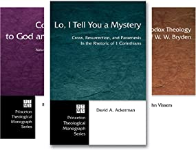 Princeton Theological Monograph Series (50 Book Series)