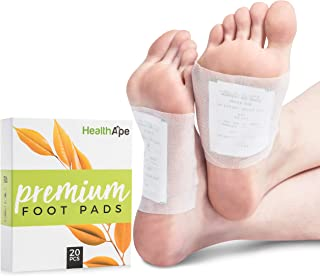 Best pads to draw toxins out of feet Reviews