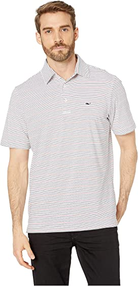 806eaa851e Vineyard Vines. Maverick Stripe Bowline Polo. $85.00. Bluff Stripe Sankaty  Polo