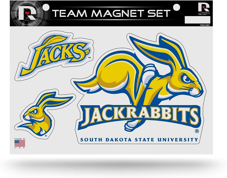 Rico Industries NCAA Unisex Die Cut Team Magnet Set Sheet