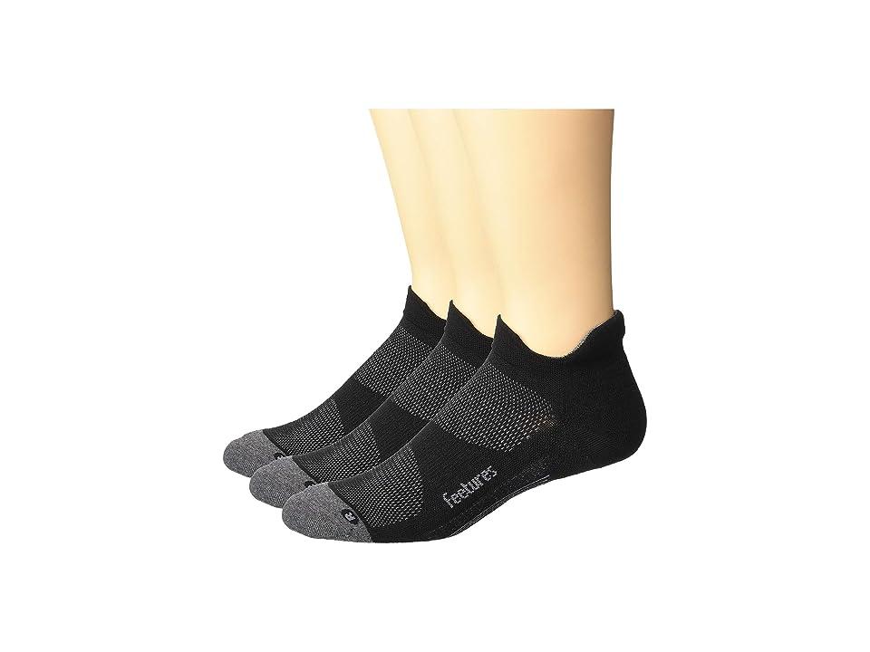 Feetures - Feetures Elite Max Cushion No Show Tab 3-Pair Pack