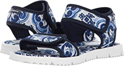 Dolce & Gabbana Kids - Capri Flip-Flop (Little Kid/Big Kid)