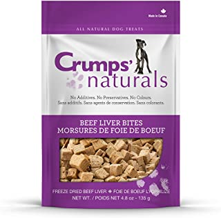 Crumps Naturals Beef Liver Bites