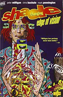 Shade, The Changing Man Vol. 2: Edge of Vision