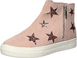 حذاء رياضي للبنات NINA jacqi أحمر خدود، مقاس 5 وسط أمريكي طفل كبير