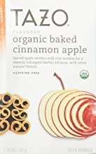 Tazo Organic Baked Cinnamon Apple Tea, 20 ct