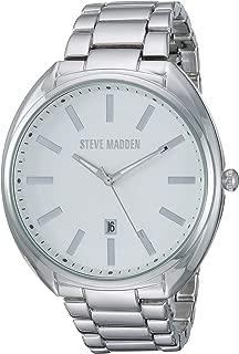 Steve Madden Men's Classic Link Watch SMW252