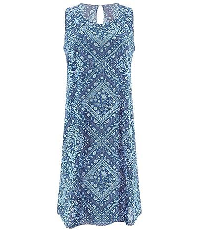 Aventura Clothing Stacia Dress (Blueberry Pancake) Women