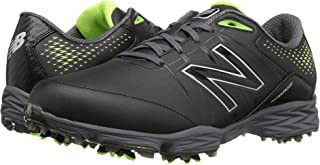 (ニューバランス) New Balance メンズゴルフシューズ?靴 NBG2004 Black/Green 8 (26cm) D - Medium
