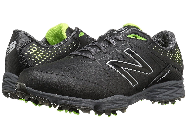 (ニューバランス) New Balance メンズゴルフシューズ?靴 NBG2004 Black/Green 11 (29cm) 4E - Extra Wide