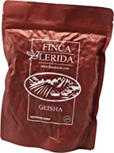 Geisha Coffee Beans 250 grams - 100% Panamanian - Whole Bean - Finca Lerida