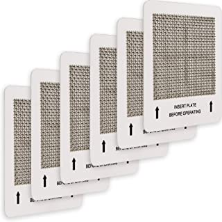 Mammoth Air Original Universal Ceramic Ozone Plates for Mammoth and Other Generic Air Purifier Ozone Generators, 4.5