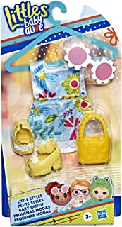 Baby Alive Littles Little Styles, Fun in The Sun Outfit for Littles Dolls