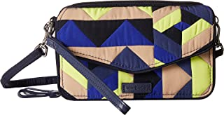 Vera Bradley womens 22481 Iconic Rfid All in One Crossbody, Denim