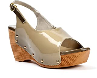 Walkfree and Wedges Heel Sandal for Womens