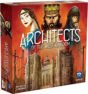 Renegade Game Studio | Architects of the West Kingdom | Board Game | Ages 12+ | 1 to 5 Players | 60 to 80 Minutes Playing ...