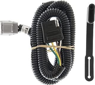 CURT 55245 Vehicle-Side Custom 4-Pin Trailer Wiring Harness for Select Toyota, Lexus SUVs
