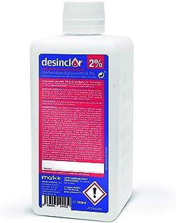 Desinclor Clorhexidina Acuosa 2% Antiseptico (500 ml)