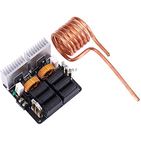 Details about  /1000W ZVS 20A Low Voltage Induction Heating Board Flyback Driver Heater USA