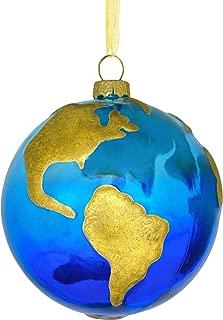Hallmark Christmas Ornaments, Hallmark Signature Premium Globe Glass Ornament