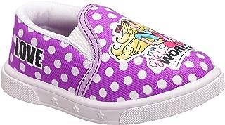 Barbie by Kidsville Purple Color Girl's Shoes Sneakers-9 Kids UK (27 EU) (BB1EGC1708)