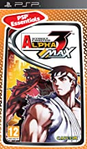 PSP STREET FIGHTER ALPHA3 MAX