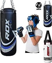 RDX Kids Heavy Boxing 2FT Punching Bag UNFILLED MMA Punching Training Gloves Kickboxing