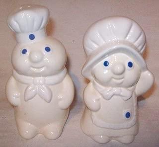 Pillsbury Poppie and Poppin Fresh Salt and Pepper Shakers