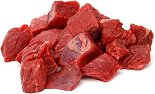 100% Grass Fed Beef Stew Meat Pack (4 pack)