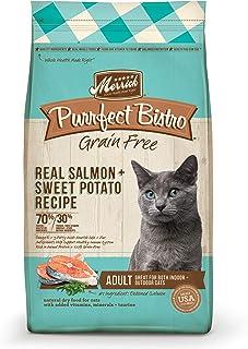 Merrick Purrfect Bistro Grain Free Real Salmon Adult Dry Cat Food