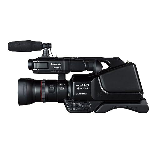 Panasonic AG-AC8 Camescopes Classique 1080 pixels Zoom Optique 21 x 8.04 Mpix