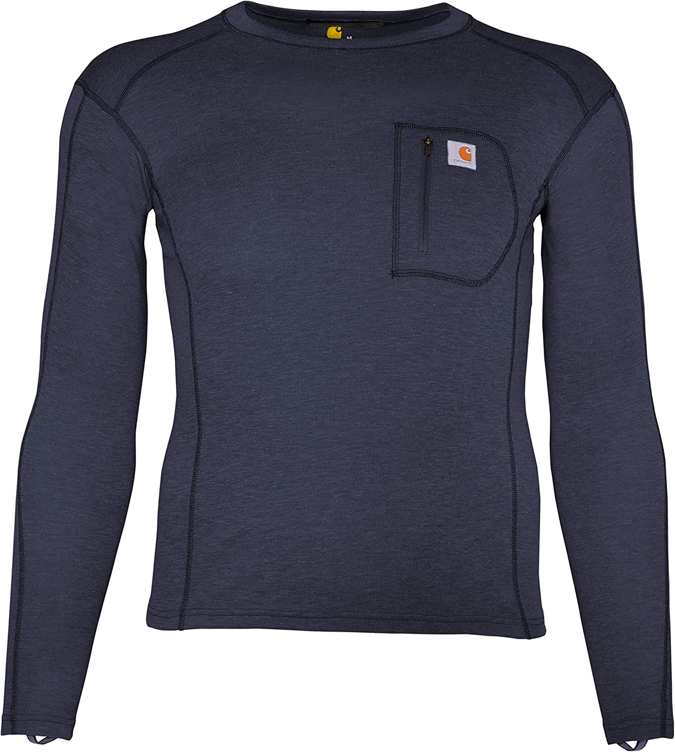 Carhartt Men's Force Max 79% 2021new shipping free shipping OFF Heavyweight Thermal Layer Base Long Sleeve
