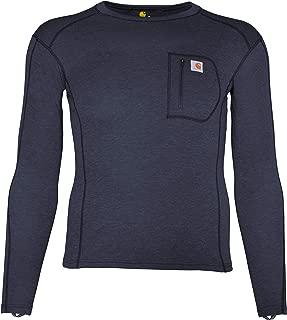 Men's Force Heavyweight Thermal Base Layer Long Sleeve Pocket Shirt