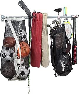 Monkey Bar Storage Sports Storage Rack
