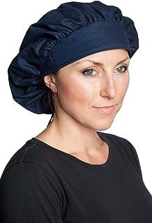 Fiumara Apparel Banded Bouffant Scrub Hats - Made in USA