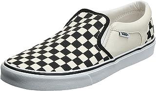 Asher Skate Shoe Slip-On Checkerboard