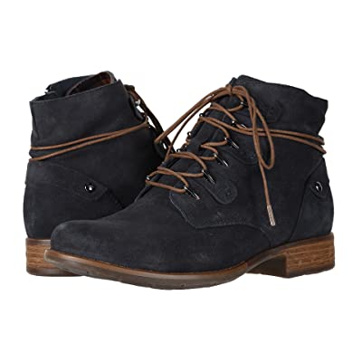 Earth Boone (Navy Suede) Women