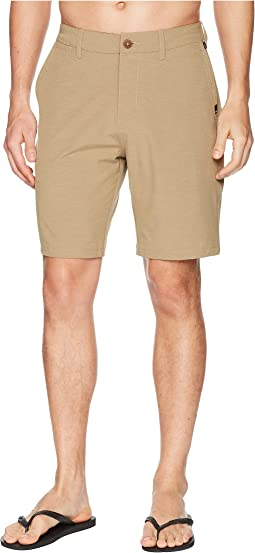 "Quiksilver Union Heather 20"" Amphibian Shorts"