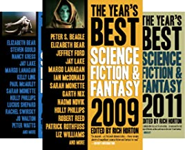 The Year's Best Science Fiction and Fantasy (11 Book Series)