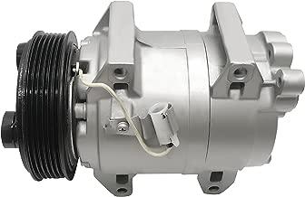RYC Remanufactured AC Compressor and A/C Clutch EG544