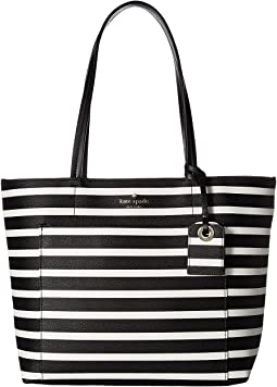 Kate Spade New York - Hyde Lane Stripe Small Riley