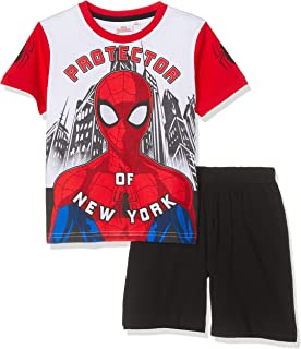 2859e96be9c38 Amazon.fr : Pyjama Spiderman : Vêtements