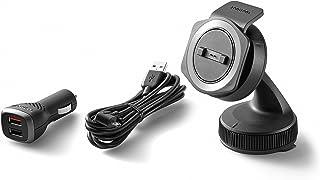 Soporte TomTom Rider para coche para todos los navegadores GPS de moto de TomTom, incluido el cable y el cargador dual de ...