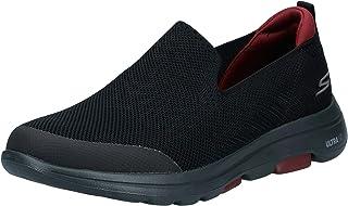 SKECHERS Go Walk 5, Men's Shoes, Black, 8 UK (42.5 EU)