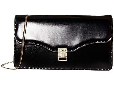 REISS Olivia Shoulder (Black) Handbags
