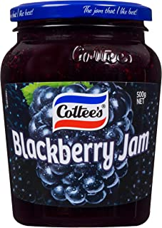 Cottee's Blackberry Jam, 500g