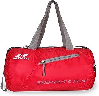 Nivia Deflate Round - 01 Bag (Red)